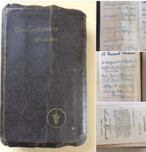 Police ask for help to find Kansas owner of 1940s bible