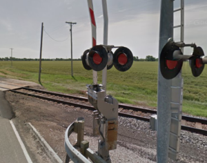 Sheriff: Kansas man hospitalized after hit by a train
