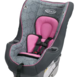Graco recalls car seats; webbing may not hold child in crash