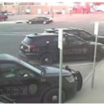 Officers investigate after weapon fired at Kansas police department
