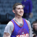 Jayhawks' Mykhailiuk to return for senior season