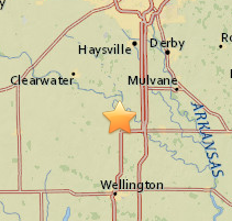 USGS: Another earthquake shakes portions of Kansas
