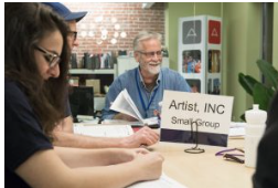 First Artist INC workshop to be held in Salina