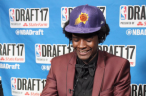 KU's Jackson, Mason selected in the 2017 NBA Draft