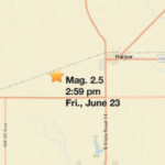USGS reports 5th earthquake in Kansas this week