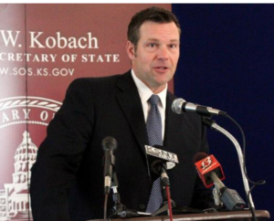 ACLU Wants Changes To Voter Registration Info on Kansas Website