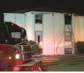 UPDATE: Kan. woman sets apartment on fire in attempt to kill bug