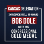 Bob Dole nominated for Congress' highest civilian honor