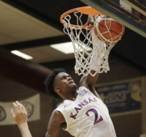 Jayhawks move to 3-0 on Italy Tour with another win