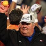 KU to honor 2007 Orange Bowl team, coach Mangino