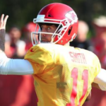 Coach Reid Explains QB Playing Time for Chiefs vs. Bengals Saturday