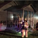 No smoke detector: 2 escape Kansas house fire