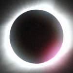 Clouds give Kansans mixed eclipse experience