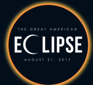 Social media with last minute eclipse advice, fun