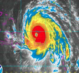 Deployed Kansas guardsmen safe in path of Hurricane Irma