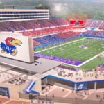 KU unveils $350 million campaign for athletic facilities