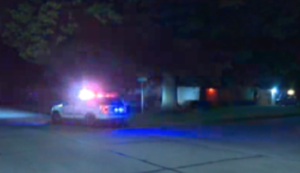 UPDATE: Police search for burglary suspect who shot Newton homeowner