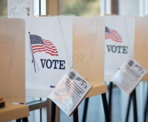 Election Day: Polls open 7a.m. – 7p.m.