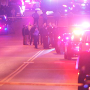 FBI: 3 Kansas suspects wounded after van rammed police vehicles
