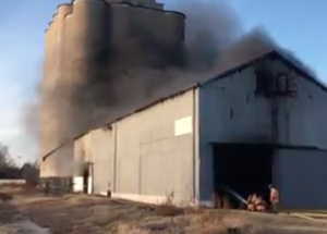 Fire Marshal: Cause of Kansas Coop fire suspicious