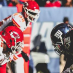 Chiefs lose OT game to Giants in New York