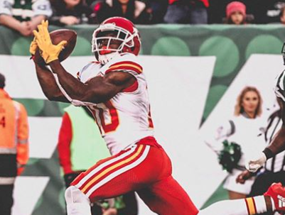 Chiefs vs. Jets: Marcus Peters leaves game in fourth quarter