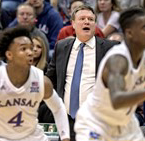 Kansas upset at Allen Fieldhouse by Arizona State