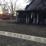 2 found dead in burning Kansas home