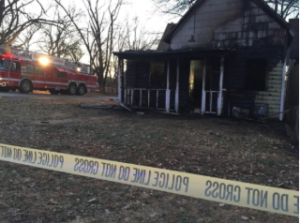 Police: 3 deaths in burned Kansas home investigated as murder