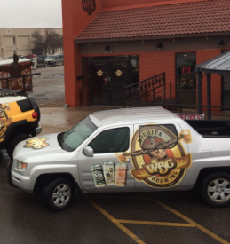 Police find stolen Kansas brewing company vehicle