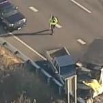 FedEx driver killed in multi-vehicle crash in Kansas City