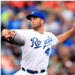 Royals pitcher Danny Duffy pleads guilty to DUI