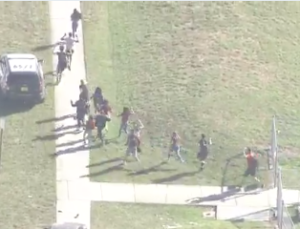 Kan. Students Plan To Walk Out In Reaction To Recent Shootings