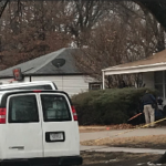Police: Man killed, another arrested in Kan. shooting