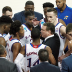 Jayhawks advance to Sweet 16 with win over Pirates