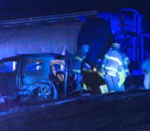 UPDATE: Fatal Kansas crash, fire under investigation