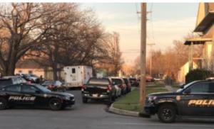 Police: 2 children rescued after Kan. standoff ends with arrest