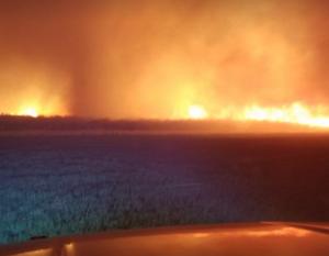 Wildfire burns 75 square miles in Kansas, Colorado