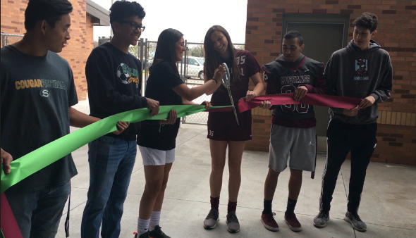 Video: Salina Stadium Ribbon Cutting