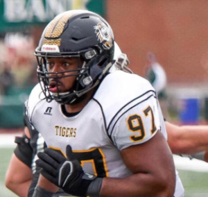 Jets pick Fort Hays State's Nathan Shepherd in Round 3
