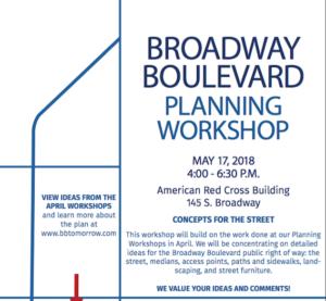 Broadway Blvd Planning Workshop