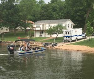 UPDATE: Kan. man arrested for boat crash that killed 3; KSU student hospitalized
