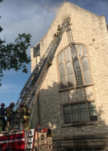 Investigators: Fire at KSU's Hale Library accidental