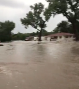 Memorial Day storm brings flooding rains to Kansas