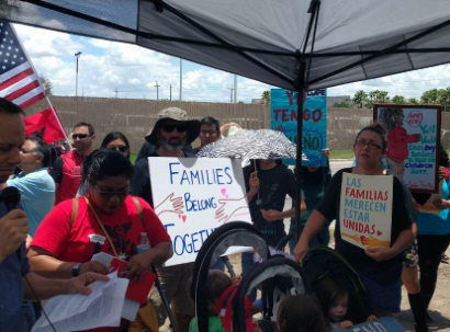 Family separation policy debate continues in Washington, nationwide
