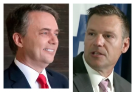 UPDATED: County commission canvasses votes; Colyer makes slight gain