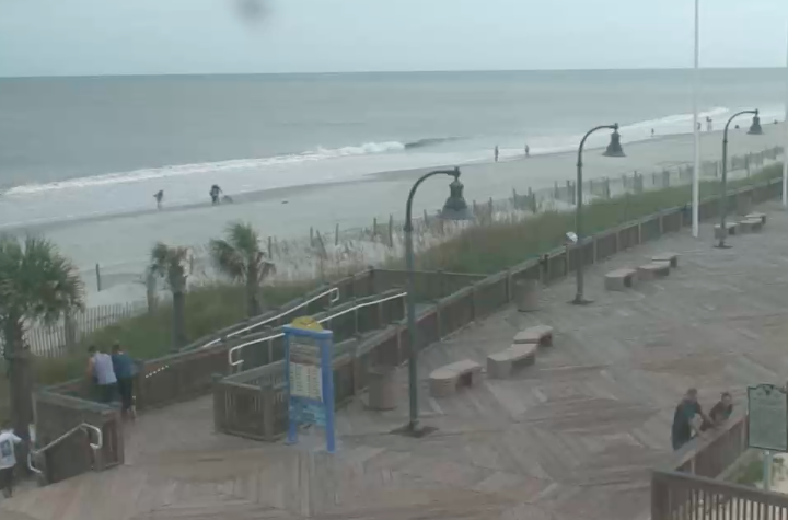 Myrtle Beach Weather In Early September
