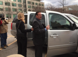 Kansas City executive, top Missouri Democrat sentenced to federal prison