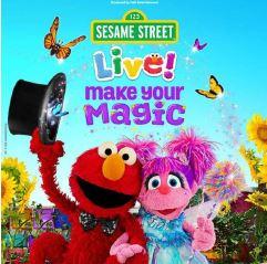 Sesame Street Live November 28th