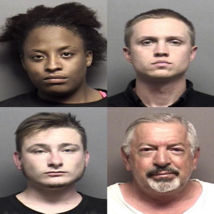 Five Arrests Made from September Most Wanted List